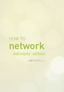 How to Network Properly