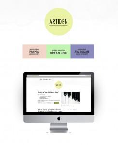 Artiden's New Design: Gelato