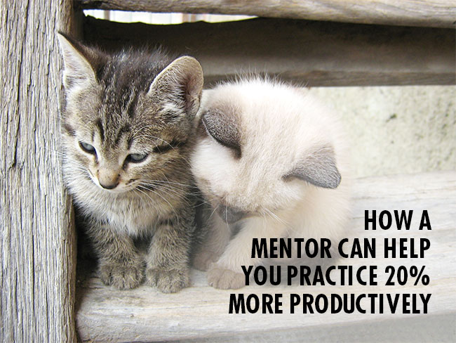 How Practicing Can Get More Productive... by Talking to Your Mom