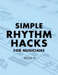 Simple Rhythm Hacks for Musicians