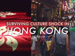 Surviving Culture Shock in Asia